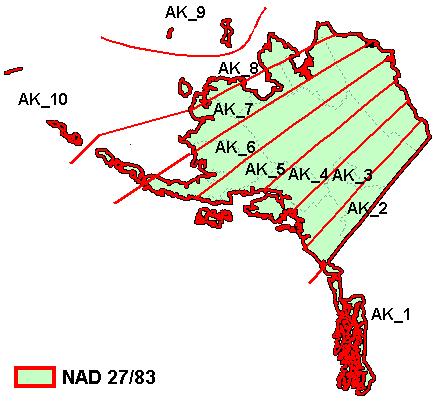State plane coordinate system xms wiki ak27g publicscrutiny Choice Image