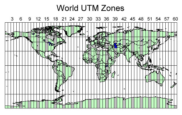 utm coordinate system xms wiki
