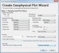 AHGW Create Geophysical Plot Wizard (wells) dialog Step 1.png