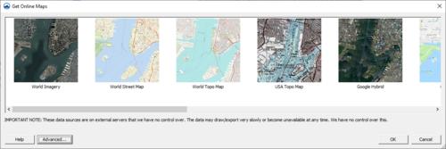 Get Online Maps XMS Wiki - Digital maps online